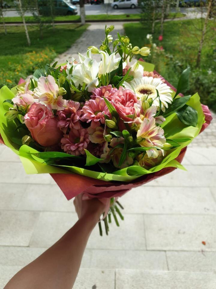 Цветов форма, заказ цветов уфа с доставкой москва недорого