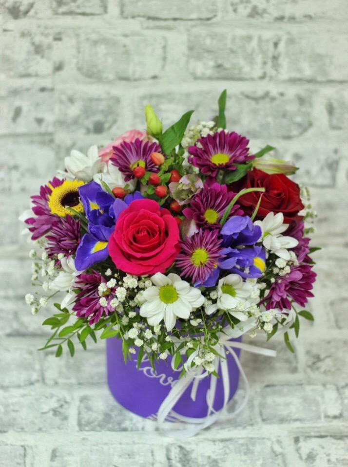 Заказать цветы на дом уфе, букет цветов