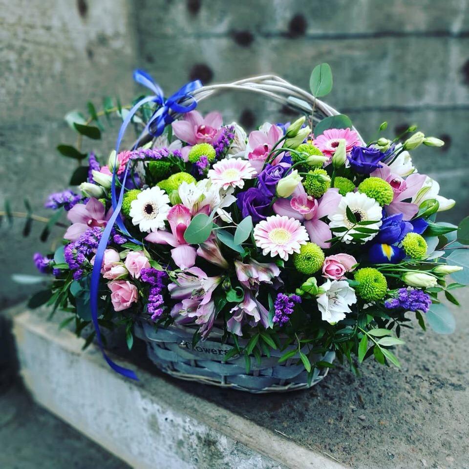 Цветов, необычные букеты доставка уфа